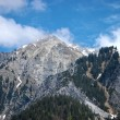 Stock Photo: Beautiful mountain - Swiss alps