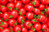 Healthy food, background. Tomato — Stock Photo
