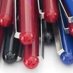 Multicolor pen — Stock Photo #11805752