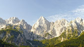 Kranjska Gora in Slovenia — Stock Photo