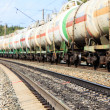Oil or gas transportation - Stock Photo