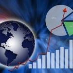 мировая экономика — Стоковое фото #10876295