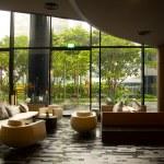 Hotel lobby — Stock Photo #11867394