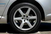 Wheel Closeup — Stockfoto