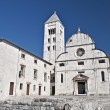 St. Mary church in Zadar, Croatia — Stock Photo
