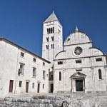 St. Mary church in Zadar, Croatia — Stock Photo