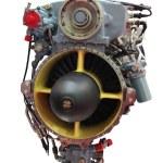 Turbo jet engine — Stock Photo #10965944