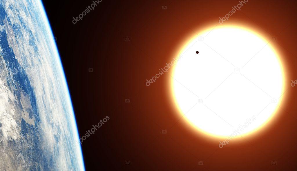 картинка планеты венеры