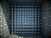 Isolation and segregation: Soft room concept — Stock Photo