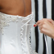 Corset bride — Stock Photo #11613896