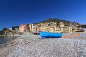 Mare di sori, italia — Foto Stock