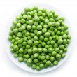 Green peas — Stock Photo #11943541