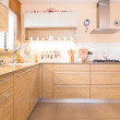 New kitchen in a modern home — Stock Photo #11549248