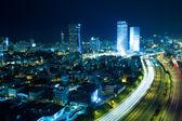 Cityscape de tel aviv — Fotografia Stock