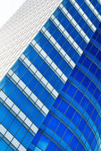 Abstract modern building background for design — Stock Photo