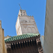 Mosque at Meknes, Morocco — Foto Stock