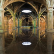 Manueline Cistern at El-Jadida, Morocco — Stock Photo