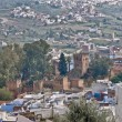 Kasba of Chefchaouen blue town at Morocco — Foto de Stock