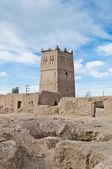 Skoura village Kasba at Morocco — 图库照片