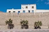 Medina wall at Safi, Morocco — Stock Photo