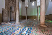 Saadian tombs in Marrakech, Morocco — Stock Photo