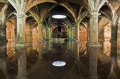 Manueline Cistern at El-Jadida, Morocco — Stock Photo