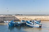 Seaport of Essaouira, Morocco — Stock Photo