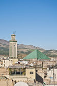 Kairaouine mosque at Fez, Morocco — Stock Photo