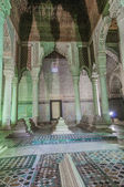 Saadian tombs in Marrakech, Morocco — Foto Stock