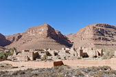 Ifri kasbah ligger i marocko — Stockfoto