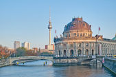 Bode Museum located on Berlin, Germany — Foto de Stock