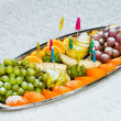 A tray of fruit — Stock Photo #10738024