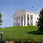 Virginia Capitol Building — Stock Photo