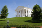 Virginia Capitol Building — Stock Photo