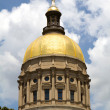 Stock Photo: GeorgiCapitol Dome