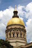 Georgia Capitol Dome — Stock Photo