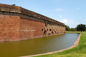 Fort Pulaski National Monument — Stock Photo