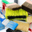 Paint brushes — Stock Photo #11437905