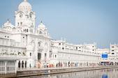Harmandir sahib complejo — Foto de Stock