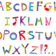 Fun alphabet — Stock Vector #11282367