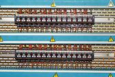 Electronic relays. — Stock Photo