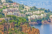 L'Esterel, south of France — Foto Stock