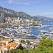 Monaco during the Formula One period — 图库照片