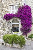 House in Saint-Paul de Vence, south of France — Stock Photo