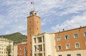 Prefectura de ventimiglia, italia — Foto de Stock