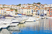 Cassis, France — Stock Photo