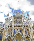 вестминстерское аббатство, лондон — Стоковое фото