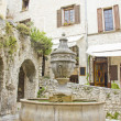 Saint-Paul de Vence, South of France — Stock Photo