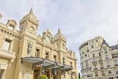 Building of Monte Carlo Casino — Stock Photo