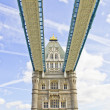 The Tower Bridge, London, UK — Stock Photo